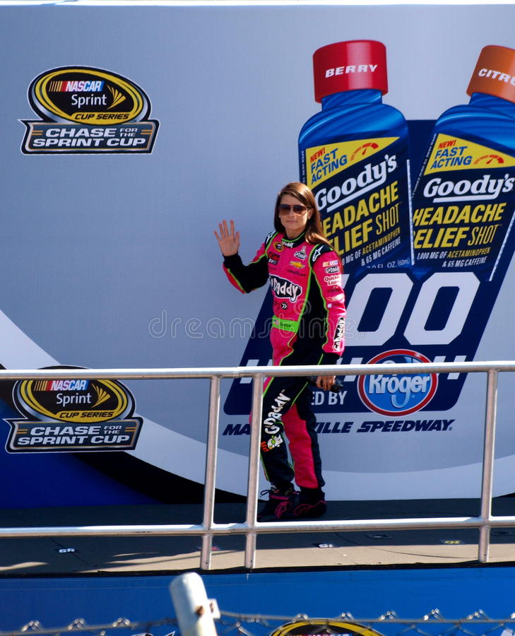 Danica Patrick royalty free stock photography