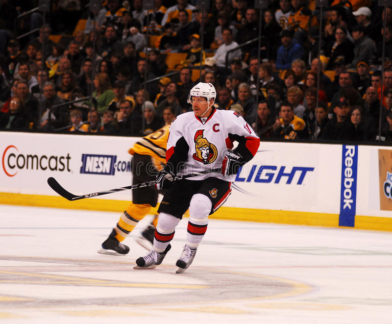 Download Daniel Alfredsson Ottawa Senators Editorial Photo - Image: 17977701