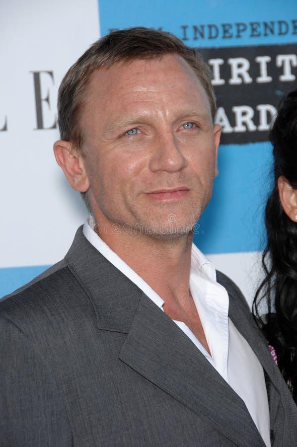 Daniel Craig imagens de stock royalty free