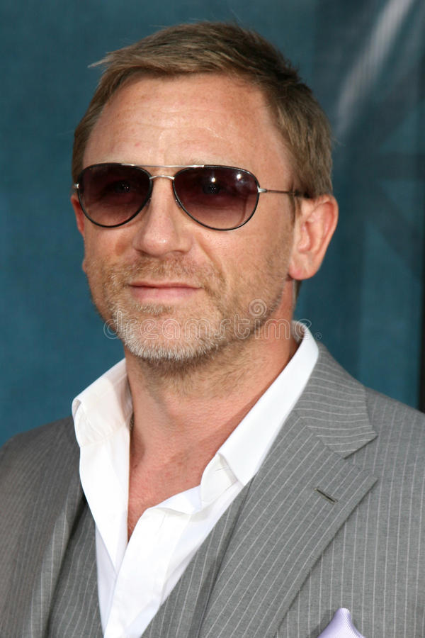 Download Daniel Craig editorial photography. Image of westwood - 26490892