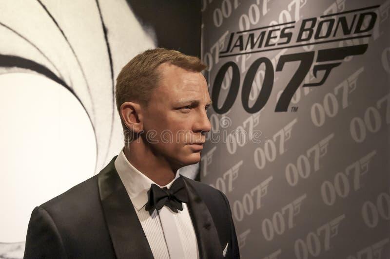 Daniel Craig fotografia de stock
