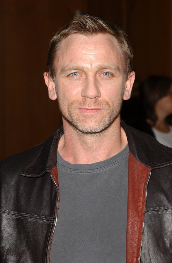 Daniel Craig stock foto's
