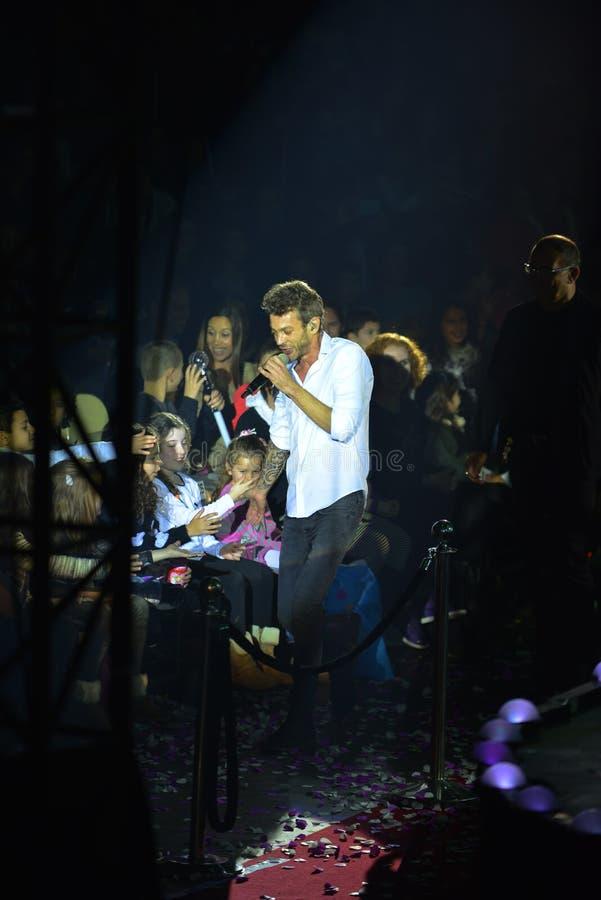 Daniel Niv Muki (chanteur) images libres de droits