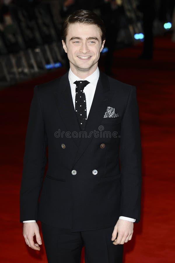 Daniel Radcliffe fotografia de stock royalty free