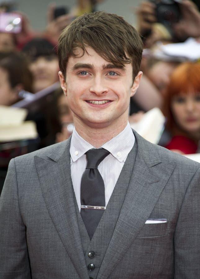 Daniel Radcliffe imagens de stock royalty free