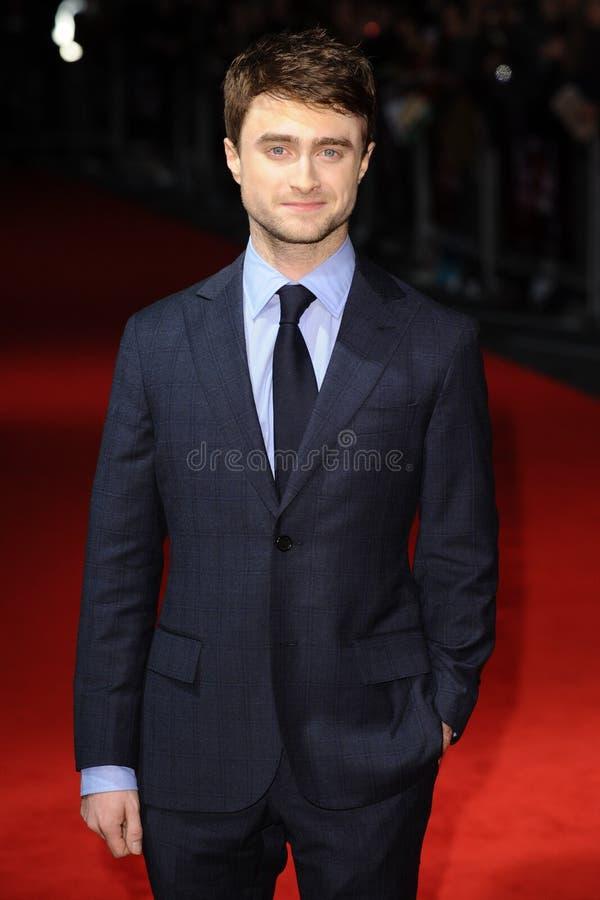 Daniel Radcliffe, las matanzas imagenes de archivo
