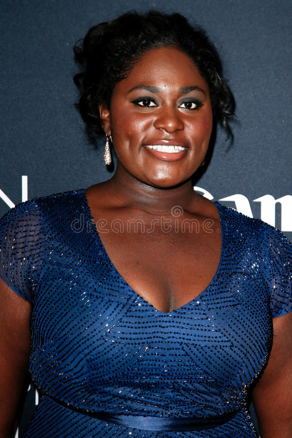 Danielle Brooks fotografia stock