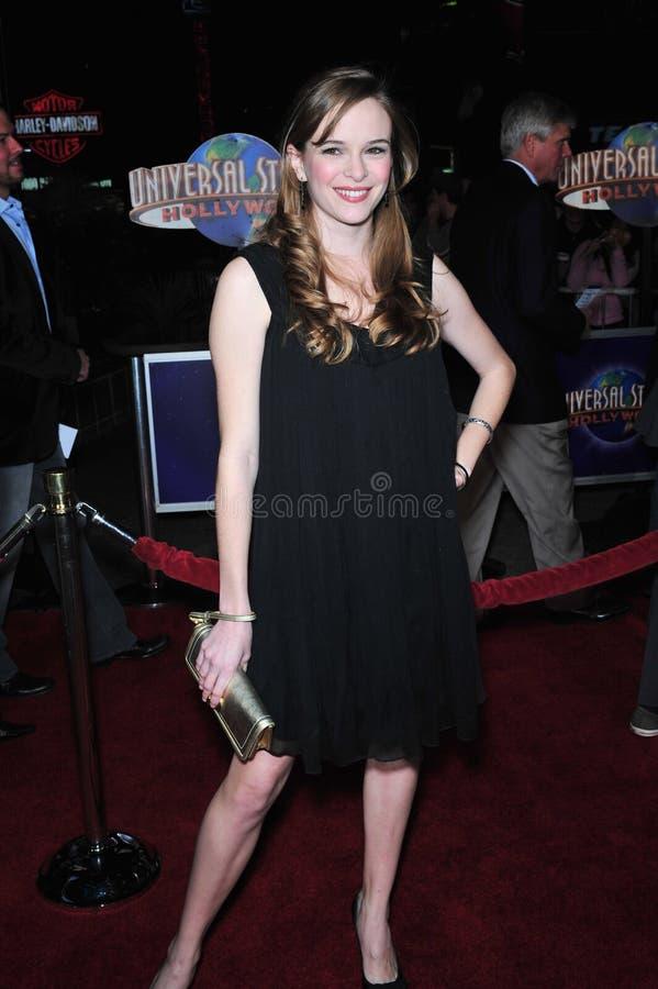 Danielle Panabaker fotografie stock