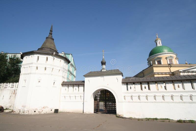Danilov Monastery 14 royalty free stock photography