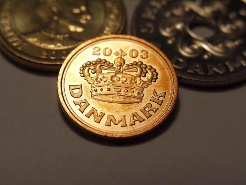 Danish 50 ore stock images