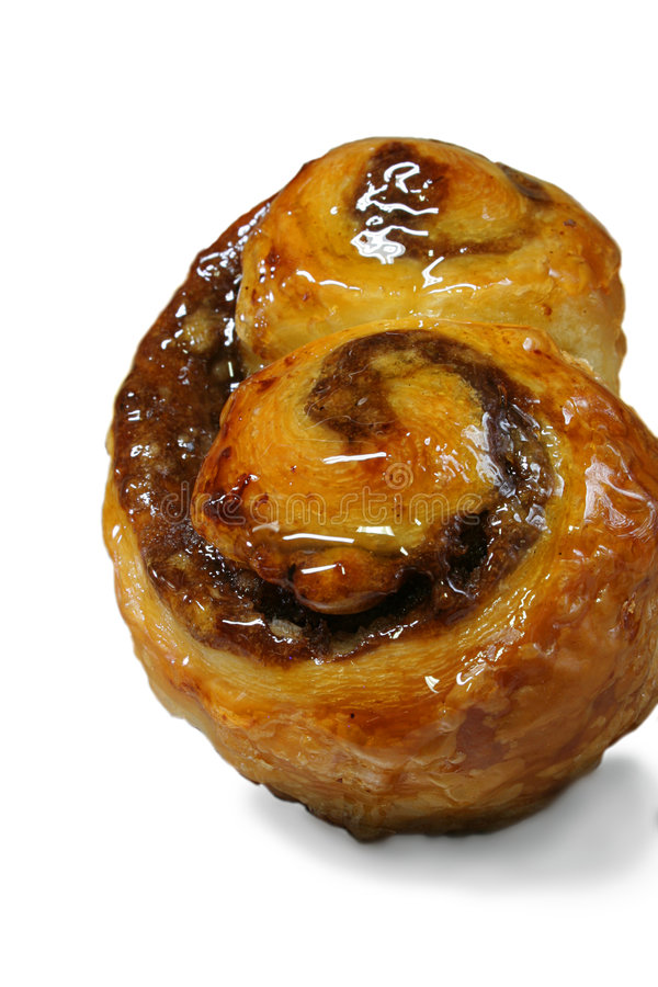 Danish bread pastry royalty free stock images