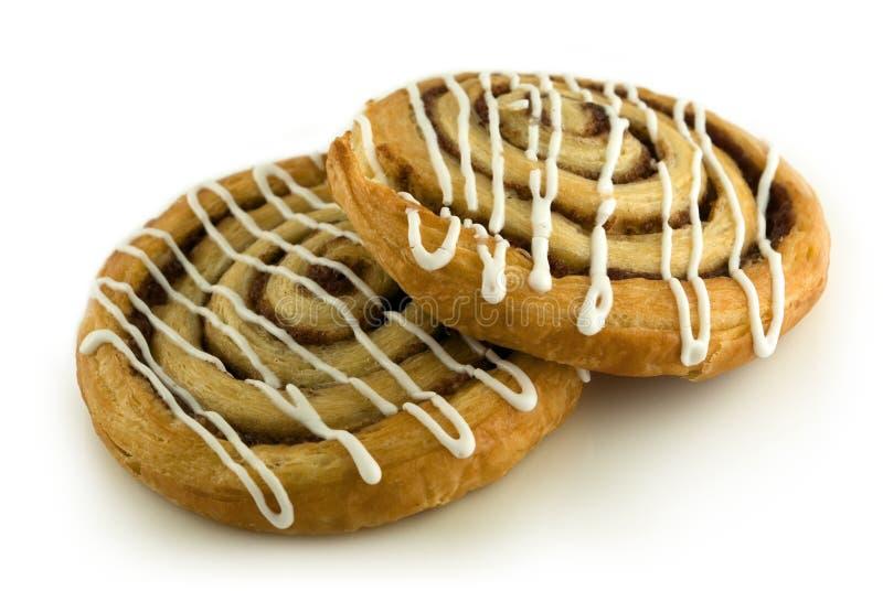 Danish Pastries royalty free stock photo