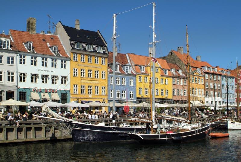 Danmark, Copenhague imágenes de archivo libres de regalías