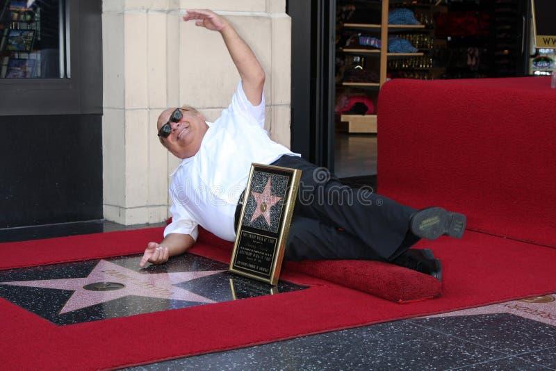 Danny DeVito, Danny De Vito foto de archivo libre de regalías