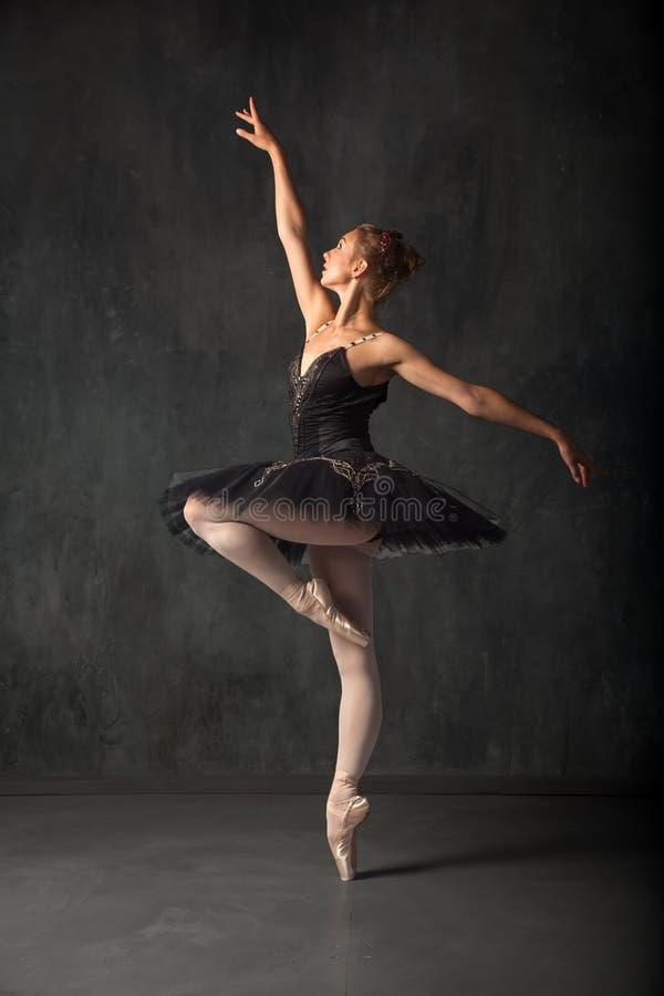 Dans för kvinnaprimateater royaltyfri fotografi