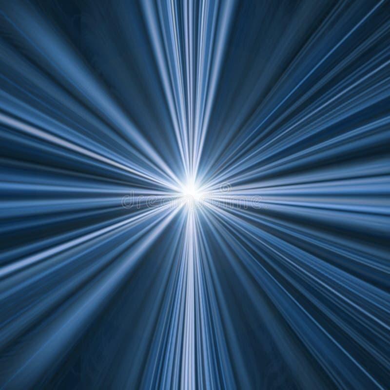 Download Dans la lumière illustration stock. Illustration du tunnel - 72674