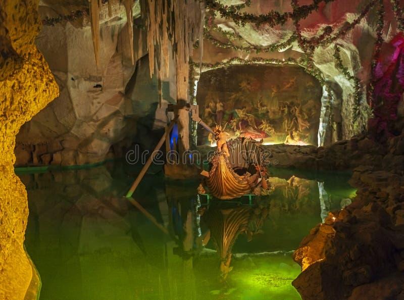 Dans Venus Cave image stock