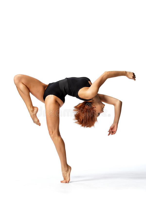 dansare royaltyfri foto