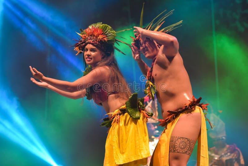 Dansare från Haiti arkivfoton