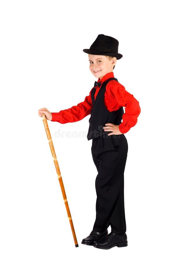 dansare little fotografering för bildbyråer