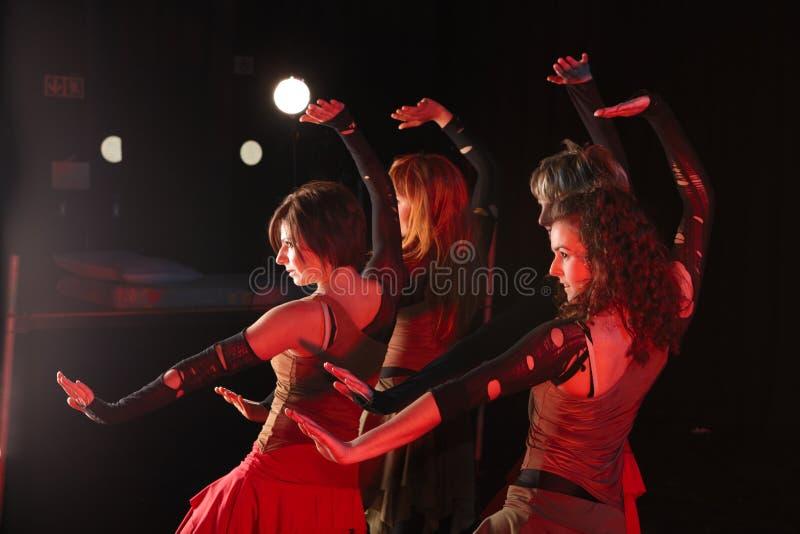 dansareetapp arkivfoto