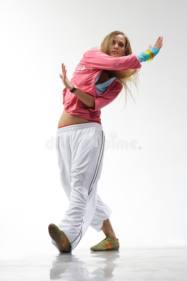 dansarehöftflygtur arkivfoton