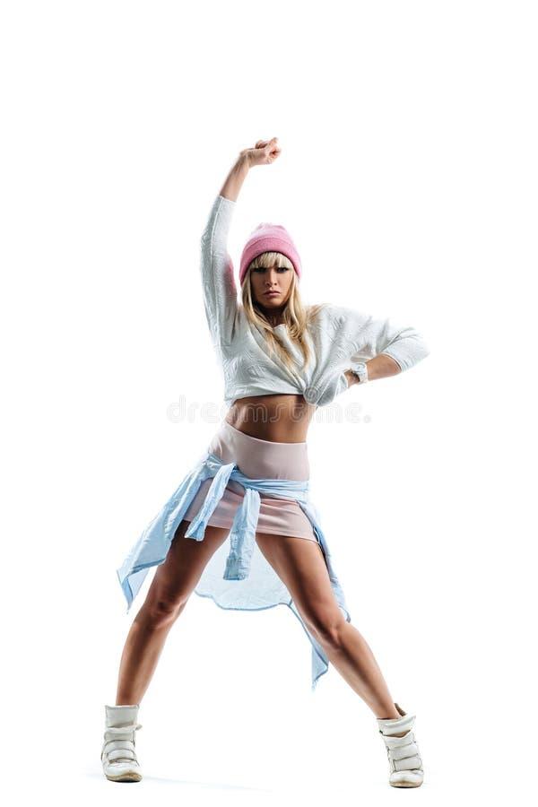 Dansaren royaltyfria bilder
