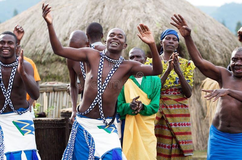 dansarerwanda by arkivfoto