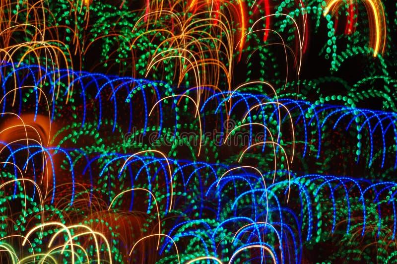 dansdiskot tänder neon arkivfoton