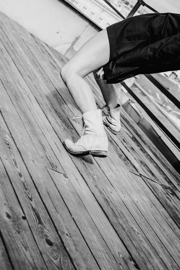 danse photographie stock