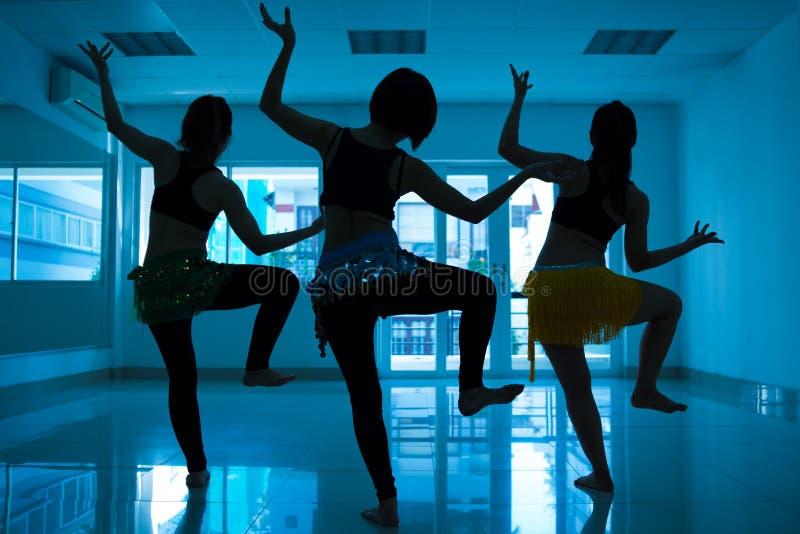 Danse arabe image libre de droits
