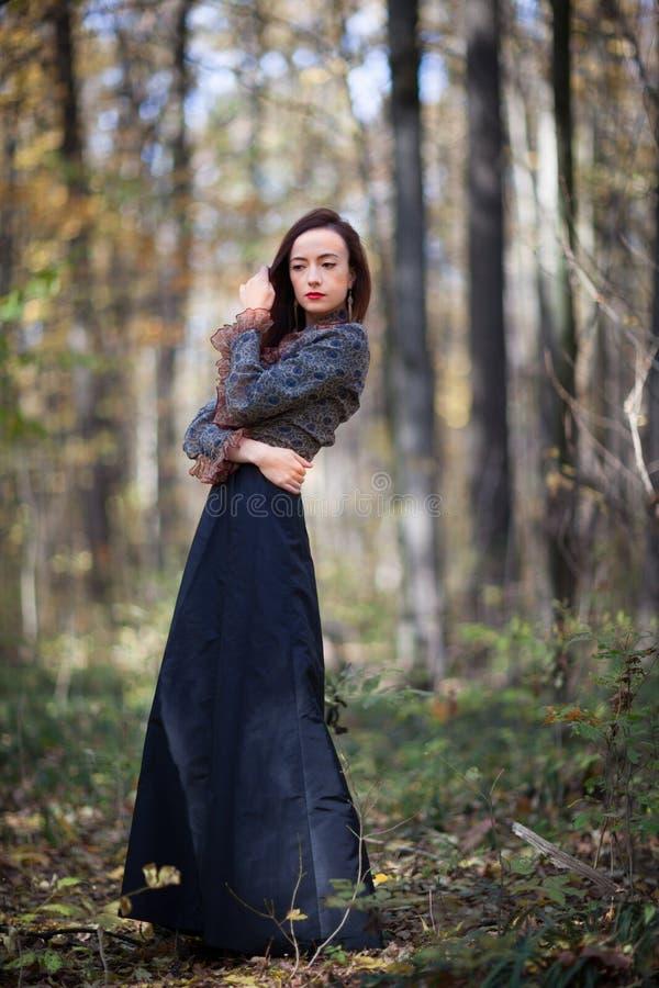 Danse d'automne photos libres de droits