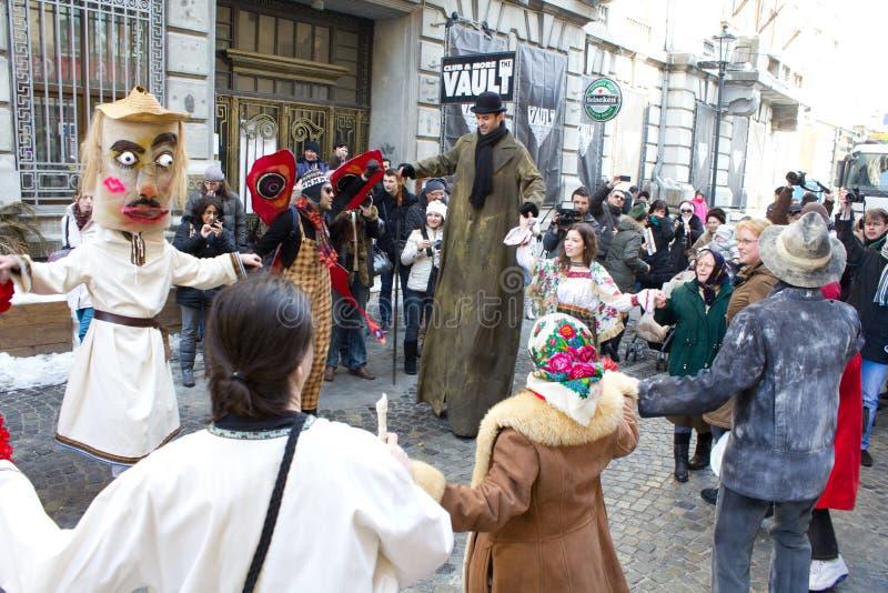Danse dans la rue photos libres de droits
