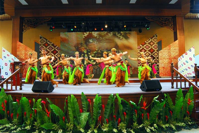 Danse de Balinese photographie stock libre de droits
