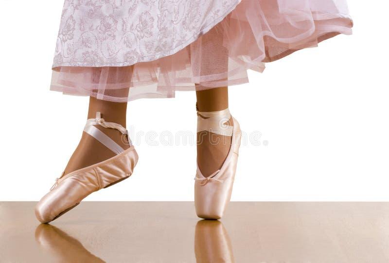 Danse de ballerine photo libre de droits