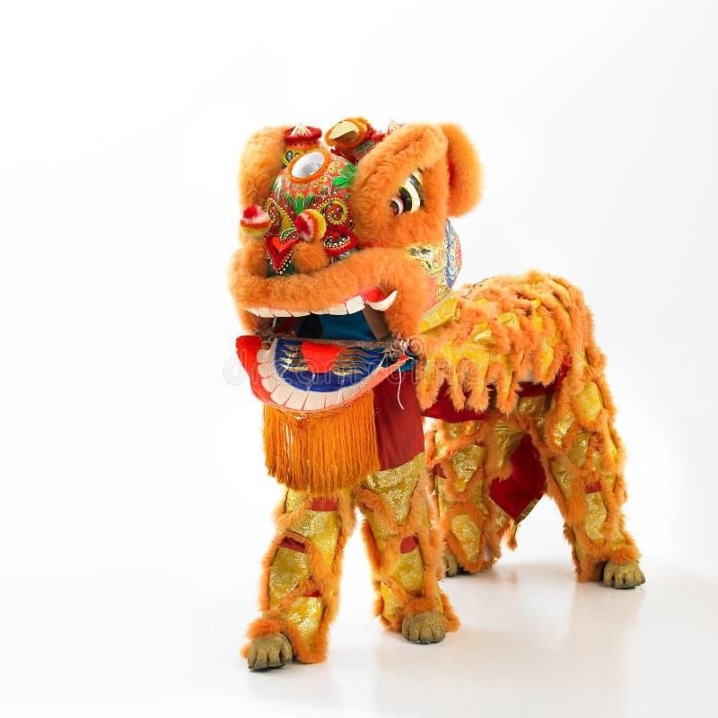 Danse de lion photos stock