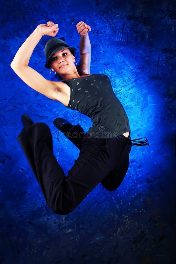 Danse de sport photographie stock
