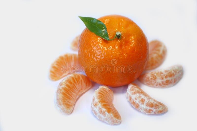 Danse des mandarines photos stock