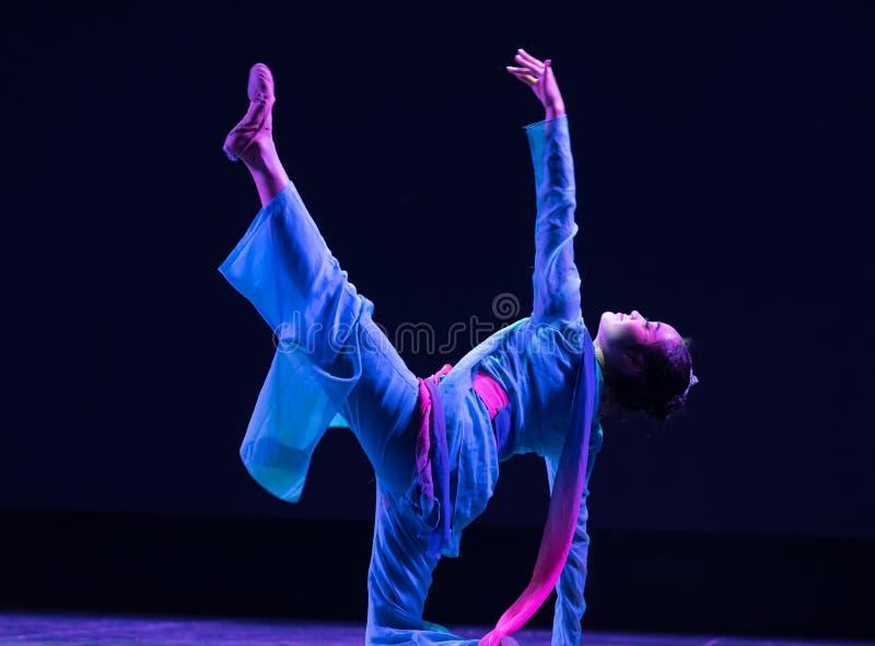 Danse moderne   ressort photographie stock libre de droits