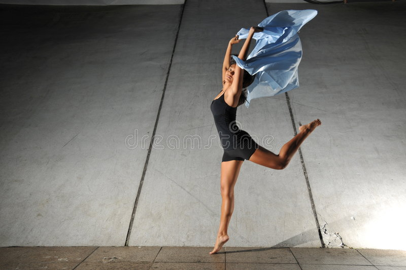 Danse souterraine 61 images stock
