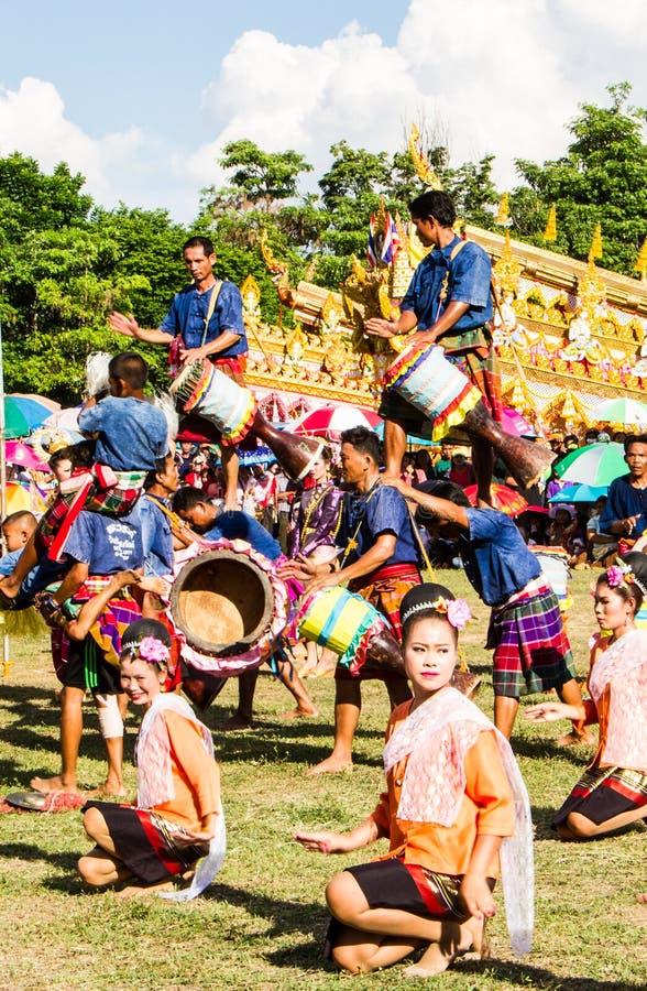 Danse thaïe image libre de droits