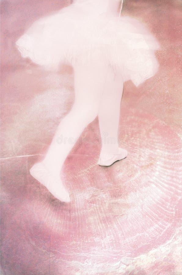 Dansend kind royalty-vrije stock fotografie