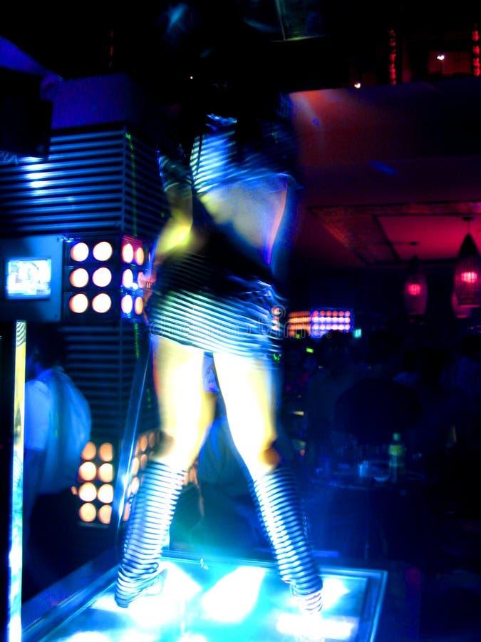 Download Danser 1 van de nacht stock afbeelding. Afbeelding bestaande uit enjoy - 80927