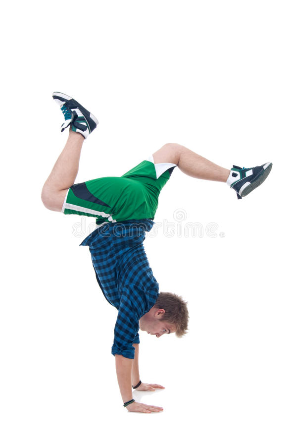 Danser stock foto's