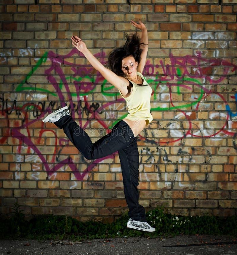 Danser. royalty-vrije stock foto