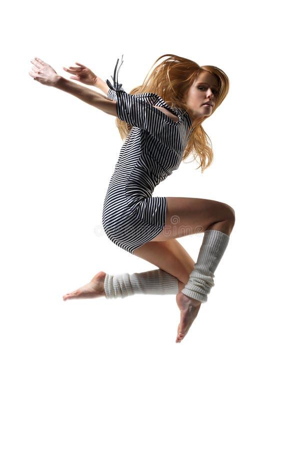 Danser stock afbeelding