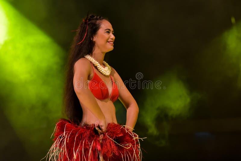 Danser van Haïti stock foto's