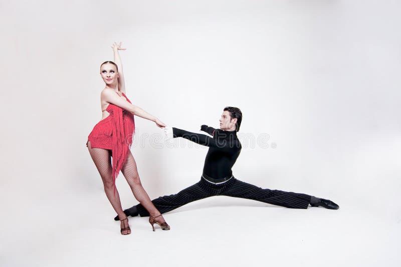 Dansers royalty-vrije stock foto's