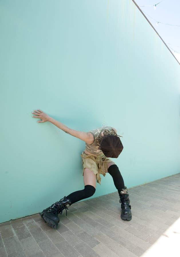 Danseur 2 de rue photo libre de droits