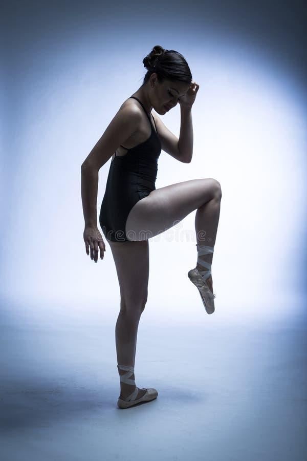 Danseur classique et gymnaste images stock